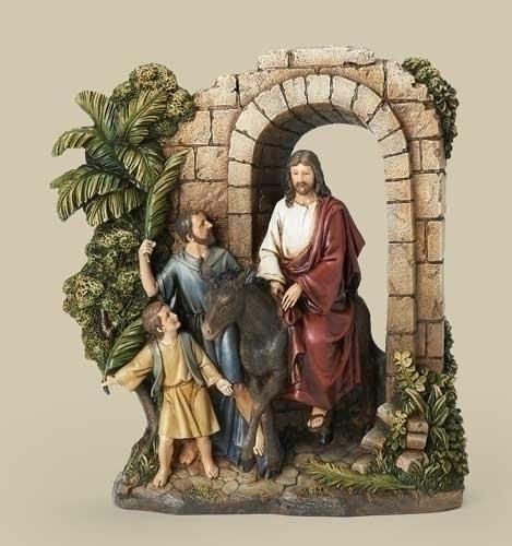 9-inch Palm Sunday - Uffizi