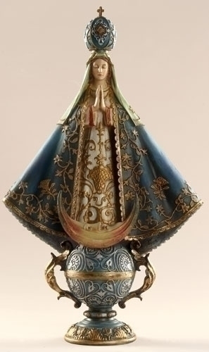 14-inch Virgin Of San Juan De Lagos