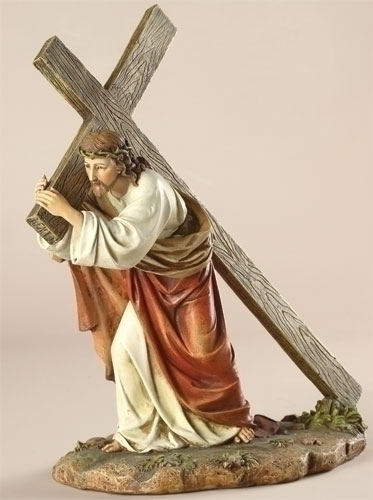 11-inch Way Of The Cross Figure