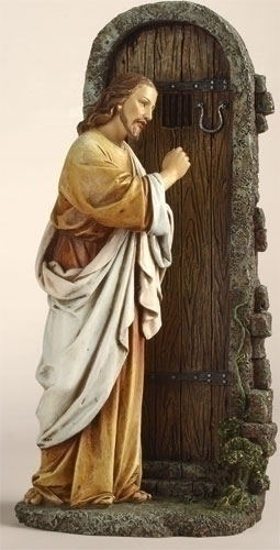 12-inch Jesus Knocking At Door