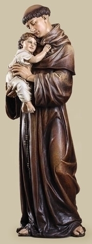 37-inch St. Anthony Figure
