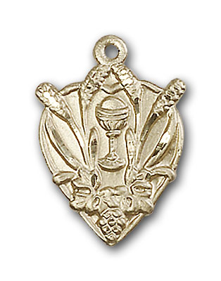 Gold-Filled Communion Pendant