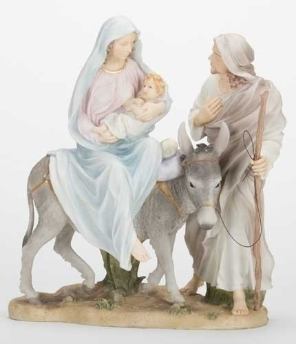 10-inch H Flight To Egypt