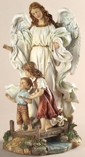 10-inch Classic Guardian Angel Fig