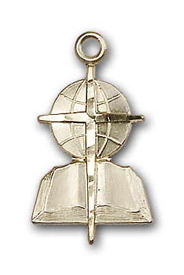 Gold-Filled Southern Baptist Pendant