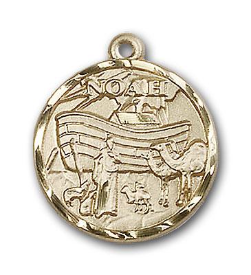 Gold-Filled Noah Pendant