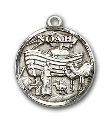 Sterling Silver Noah Pendant