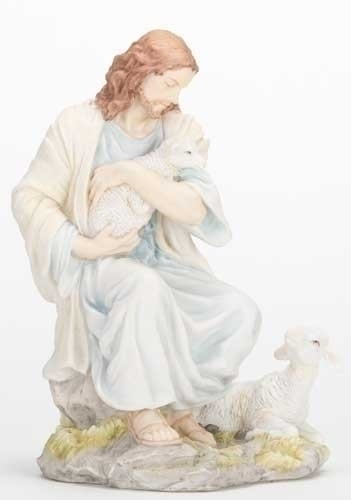 9-inch H The Good Shepherd