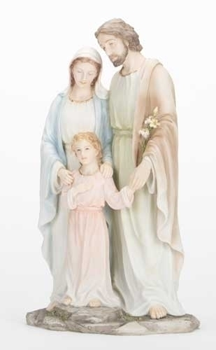 10-inch H Holy Family