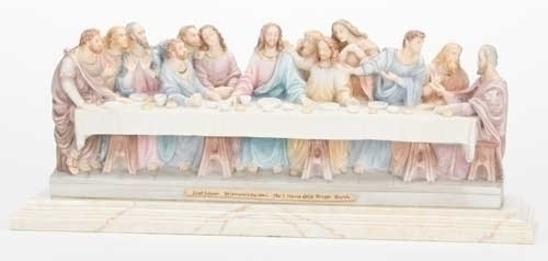 6-inch X14-inch Last Supper