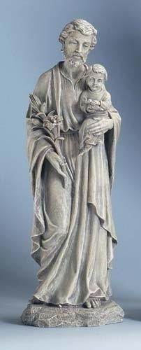20-inch St. Joseph Garden Figure