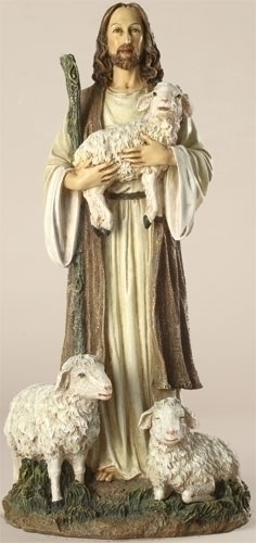 12-inch Good Shepherd Figure