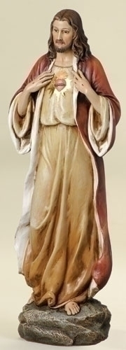 14-inch Sacred Heart Of Jesus