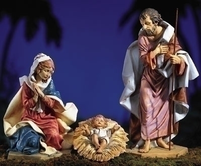 3Pc St 27-inch Holy Family