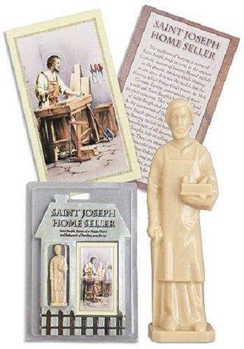 Saint Joseph Home Seller Statue