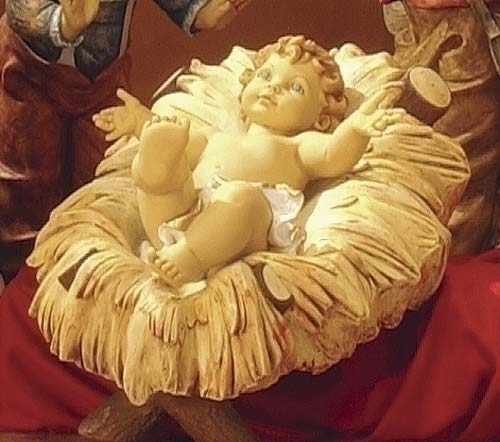 50-inch Infant Nativity Figure