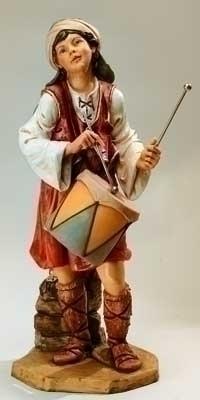 50-inch Jareth Drummer Boy