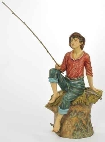 50-inch Jacob Fisherman Fig