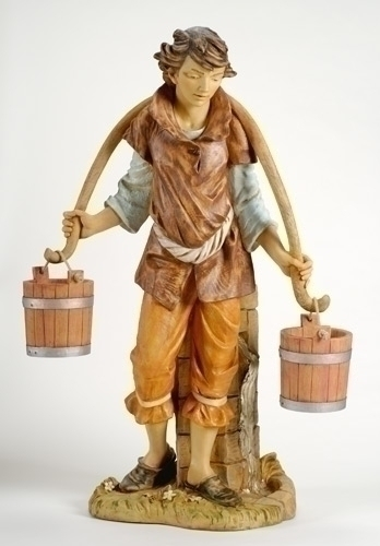 50-inch Noah With Buckets Fig
