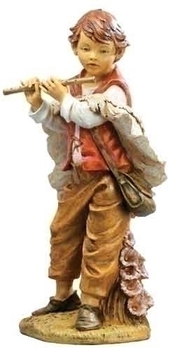 50-inch Michael Boy With Flute Fig