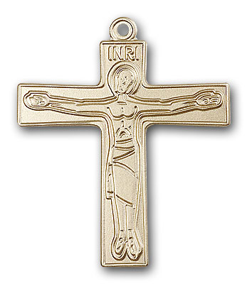 Gold-Filled Cursillio Cross Pendant