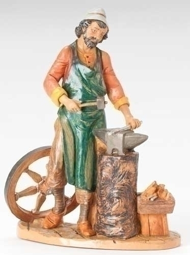 12-inch Orion The Blacksmith Fig