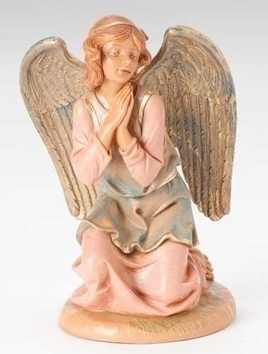 12-inch Kneeling Angel Nativity