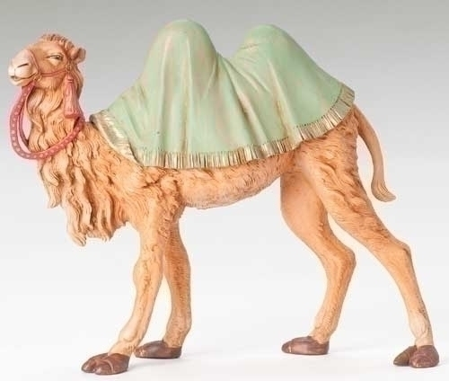 12-inch Standing Camel Nativity