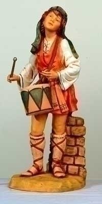27-inch Jareth Drummer Boy Fig