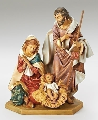 27-inch Holy Family Figure