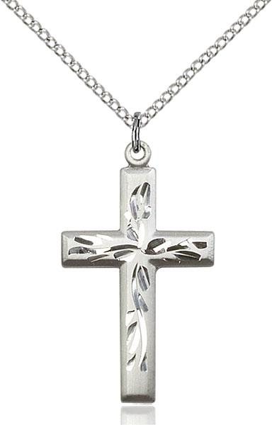 Sterling Silver Cross Pendant