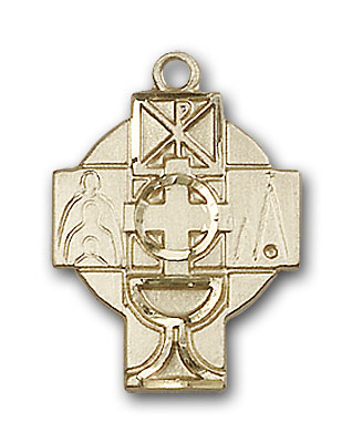 Gold-Filled Rcia Pendant