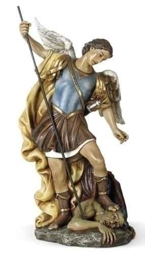 15.5-inch St. Michael Figure