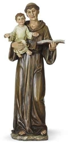 14.5-inch St. Anthony Figure