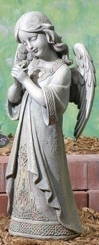 16-inch Celtic Praying Angel