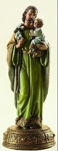 10.25-inch St. Joseph Fig With Base