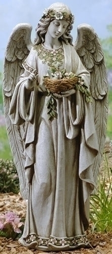 24-inch Angel Holding Nest