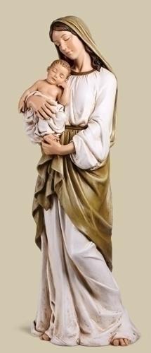 37-inch Madonna & Child