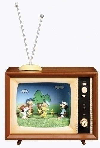 4.5-inch Peanuts Bball Tv Musical