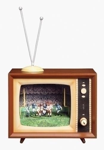 4.5-inch Football Tv Musical