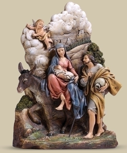 9.5 Flight Into Egypt Figure