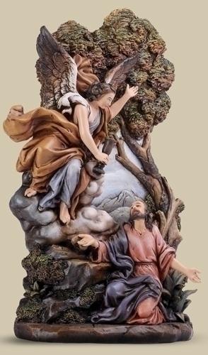 10.25-inch Jesus At Gethsemane