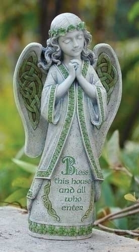 14.5-inch H Garden Irish Angel