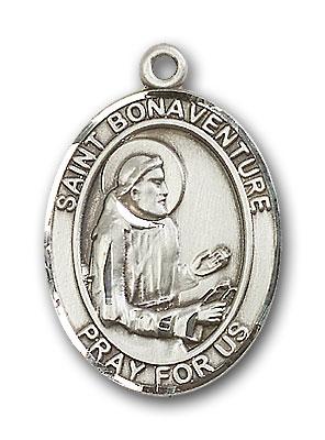 Sterling Silver St. Bonaventure Pendant