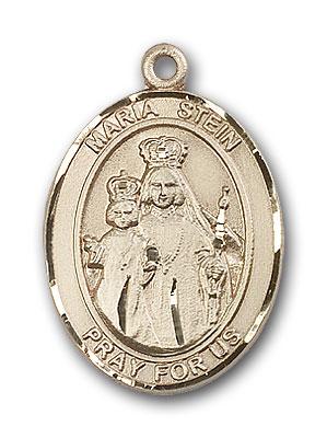 14K Gold Maria Stein Pendant