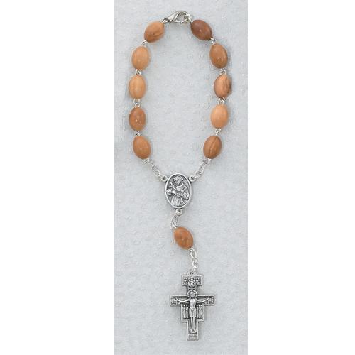Franciscan Auto Rosary