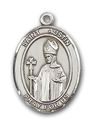 Sterling Silver St. Austin Pendant