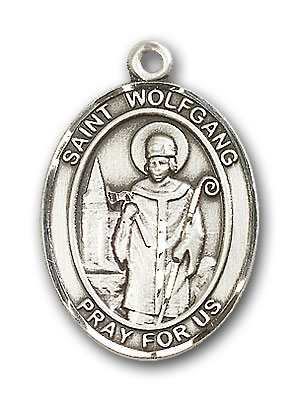 Sterling Silver St. Wolfgang Pendant