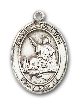Sterling Silver St. John Licci Pendant