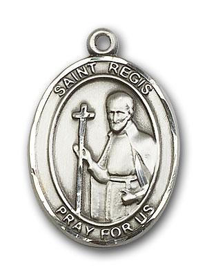 Sterling Silver St. Regis Pendant